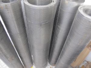 Tấm lưới inox đục lỗ được ứng dụng nhiều trong các ngành nghề